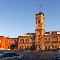 Площадь базарная, каланча пожарная... :: Олег Манаенков