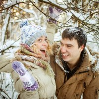 Валерия и Антон :: Ольга Круковская