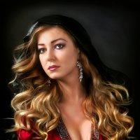 Портрет молодой женщины...2 :: Андрей Войцехов