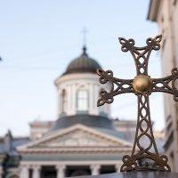 Армянская Апостольская церковь в Санкт-Петербурге :: Андрей Илларионов