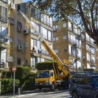 вот так выносят квартиры :: Ефим Хашкес