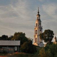 Солнце клонилось к закату.......... :: Святец Вячеслав