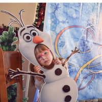 Не весёлый снеговик.... :: Михаил Болдырев