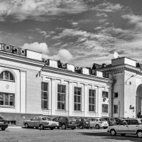 Железнодорожный вокзал :: sergey *
