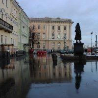Мокрый город :: Вера Моисеева