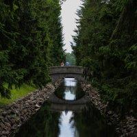 на мосту :: Anrijs Slišāns