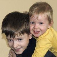 Мои внуки :: Олег Мартоник