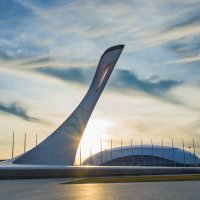 Олимпийский парк :: Олег