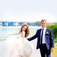 Свадьба Марии и Романа :: Андрей Молчанов