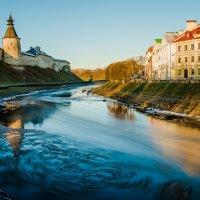 Река Пскова :: Александр Ануфриев
