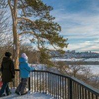 Вид со Случевской горы :: Любовь Потеряхина