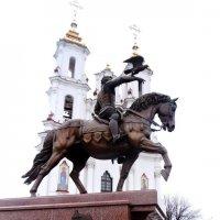 Сквозь  толщу веков... :: Vladimir Semenchukov