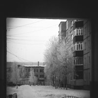двор :: юрий мотырев