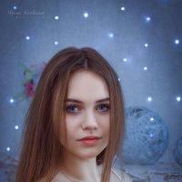 Голубоглазая.. :: Ирина Kачевская