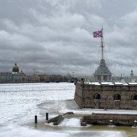 Лед на Неве :: Владимир Макаров