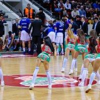 Группа поддержки баскетбольного клуба Локомотив-Кубань :: Андрей Майоров