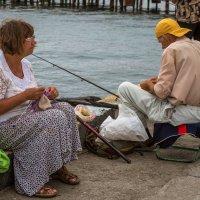 Сказка о рыбаке и рыбке :: Владимир Бессолицын