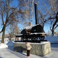 Воскресный поход в музей Черепановых. :: Елизавета Успенская