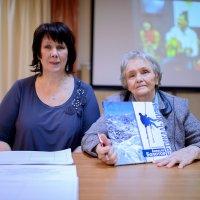 Нанетта Аркадьевна Болотова с дочерью Еленой. :: Татьяна Полянская