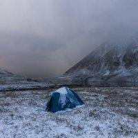 Горный Алтай июль  Вот такое оно лето в горах :: Александр Скалозубов