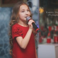 BEAUTY|Kids & Академия Звезд SASHA's Bar :: Ксения Старикова