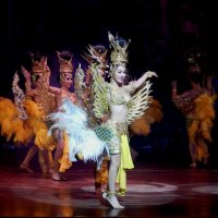 тайские танцы :: Анна
