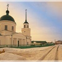 Храм Покрова Пресвятой Богородицы. :: Laborant Григоров