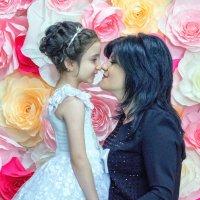 мать и дочь :: Милана Михайловна Саиткулова
