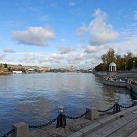 Река Москва :: Valeriy(Валерий) Сергиенко