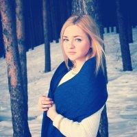 Зимнее фото... :: Ксения Максудова