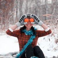 Зимняя сказка :: Юлия Черкашина