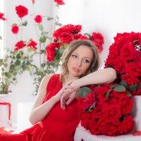 задумчивость :: Мария Корнилова