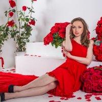 весна в душах девушек :: Мария Корнилова