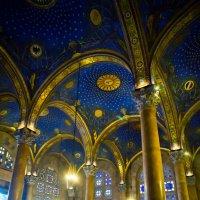 Иерусалим. Гефсиманская базилика. Интерьер. :: Игорь Герман