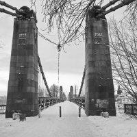 Цепной мост. :: Ирина Нафаня