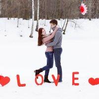 Ксения и Антон :: Евгения Лисина