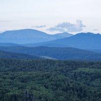 гора Ямантау :: Георгий Морозов