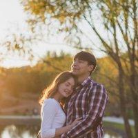 Софья и Сергей :: Мария Корнилова