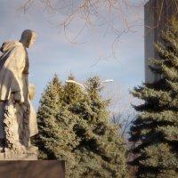 Памятник Неизвестному солдату. Измаил,Украина :: Жанна Романова