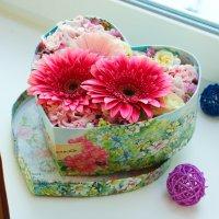 Цветы в День Святого Валентина :: Евгений Карелин