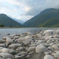 Река Бзыбь. Абхазия. :: Анна Хоменко