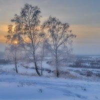 Один из зимних вечеров :: Анатолий Иргл