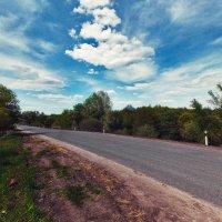 Дорога дальняя ... :: лиана алексеева