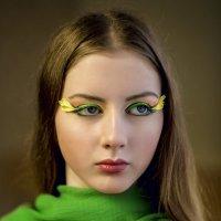 Главная модель, ассистент фотографа, помощник визажиста и просто умница и красавица :: Игорь Чистяков