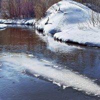До срока пробудились воды... :: Лесо-Вед (Баранов)