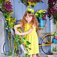 цветочек :: Катерина Терновая
