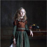 Портрет маленькой леди :: Виктория Иванова