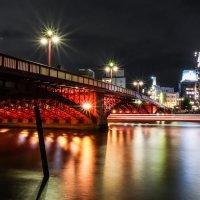 Багровый мост :: Антон Парфенов