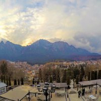 Лучше гор могут быть .... :: Vadim Zharkov