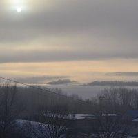 зимнее утро :: Светлана Пантелеева